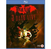 Meat Loaf 3 Bats Live BLU-RAY