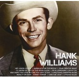 Hank Williams Icon The Best Of CD