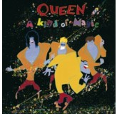 Queen A Kind Of Magic Remasters 2011 CD