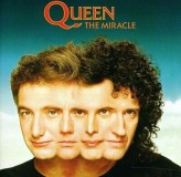 Queen Miracle Remasters CD