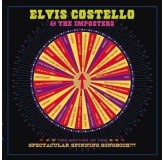 Elvis Costello & The Imposters Return Of The Spectacular Spinning Songbook CD