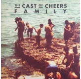Cast Of Cheers Family LP+CD
