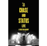 Chase & Status At Brixton Academy DVD