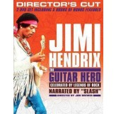 Jimi Hendrix Guitar Hero Directors Cut DVD