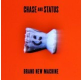 Chase & Status Brand New Machine CD