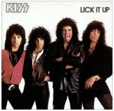Kiss Lick It Up LP