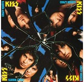 Kiss Crazy Nights LP
