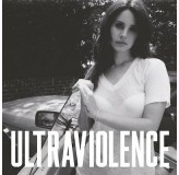 Lana Del Rey Ultraviolence Re-Issue CD