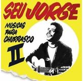 Seu Jorge Musicas Para Churrasco Ii CD