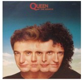 Queen Miracle LP