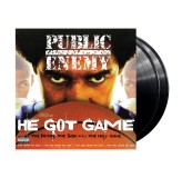Public Enemy He Got Game Music For Spike Lee Movie LP2