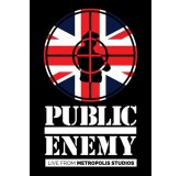 Public Enemy Live From Metropolis Studio DVD