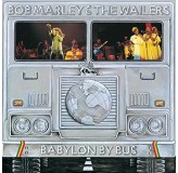 Bob Marley & The Wailers Babylon By Bus LP