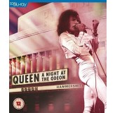 Queen A Night At The Odeon 40Th Anniversary BLU-RAY