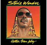 Stevie Wonder Hotter Than July 180Gr LP