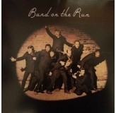 Paul Mccartney Band On The Run Remaster LP