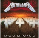 Metallica Master Of Puppets Remaster CD