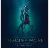Soundtrack Shape Of Water Music By Alexandre Desplat LP