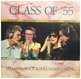 Johnny Cash Carl Perkins Jerry Lee Lewis Roy Orbison Class Of 55 LP