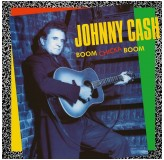 Johnny Cash Boom Chicka Boom LP