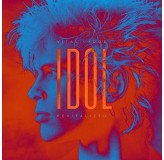 Billy Idol Vital Idol Revitalized LP2