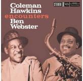 Coleman Hawkins Ben Webster Encounters LP