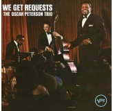 Oscar Peterson Trio We Get Requests LP