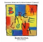 Freddie Mercury Montserrat Caballe Barcelona Half-Speed Remaster LP