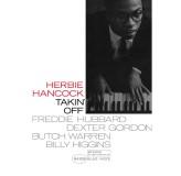 Herbie Hancock Takin Off LP