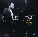 Marvin Gaye Whats Going On Live LP2