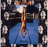 Def Leppard Highndry Remaster CD
