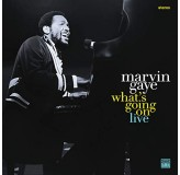 Marvin Gaye Whats Going On Live CD
