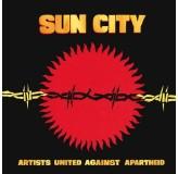 Various Artists Sun City Artists Against Apartheid LP