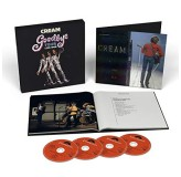 Cream Goodbye Tour Live 1968 CD4