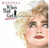 Madonna Whos That Girl Soundtrack 180Gr Clear LP