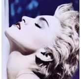 Madonna True Blue 180Gr Clear Lp LP