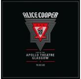 Alice Cooper Live From Apollo Theatre Glasgow 82 Rsd LP2
