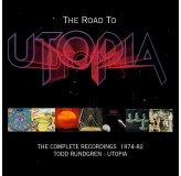 Utopia Complete Bearsville Singles 1977-1982 LP2