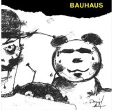 Bauhaus Mask 40 Years Celebrating Yellow Vinyl LP