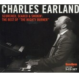 Charles Earland Scorched, Seared & Smokin The Best Of CD3
