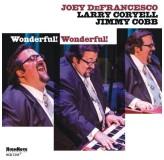 Joey Defrancesco Wonderful Wonderful CD