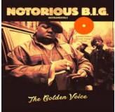 Notorious Big Golden Voice Instrumentals Limited Orange Crush Vinyl LP2