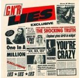 Guns N Roses G N R Lies CD