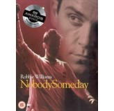 Robbie Williams Nobody Someday DVD