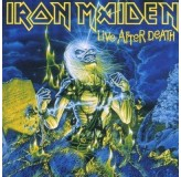 Iron Maiden Live After Death CD2