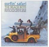Beach Boys Surfin Safari, Surfin U.s.a. CD