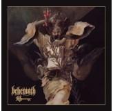 Behemoth Satanist Yellow Vinyl 45Rpm LP2