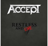 Accept Restless And Live Digipak CD2