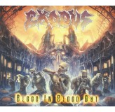 Exodus Blood In Blood Out Deluxe CD+DVD
