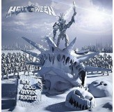Helloween My God Given Right LP2